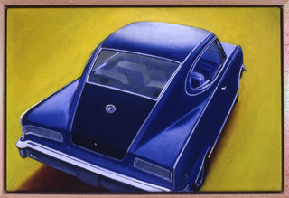 , Blue McRight