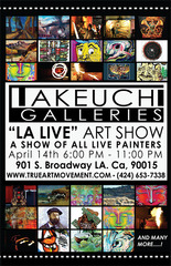 LIVE PAINTING ART SHOW,