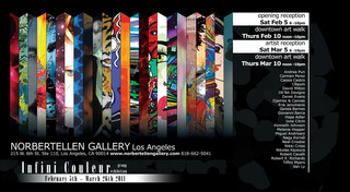 Infini Couleur - group exhibition,