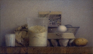 Still Life with Flour, Robert Kogge