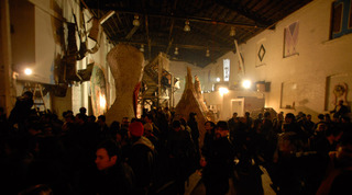 Opening Night Crowd, Gowanus Ballroom,