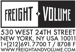 Freight + Volume,
