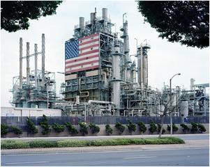 Raffinerie BP à Carson, Californie, Mitch Epstein