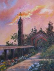 Wayfarer Chapel, Kathryn Stinis
