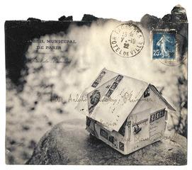 Envelope House, Rachel Phillips