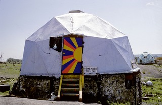 Dome at Drop City, Trinidad, CO,Roberta Price