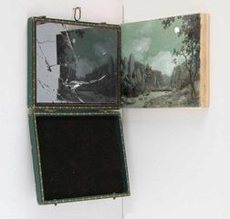 Broken Claude Glass, Ellen Harvey