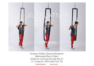 Exhibition Opening, Jill Platner