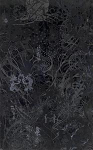 Elk_cloner__2008__oil_and_acrylic_on_wood_panel__cm_122_x_76