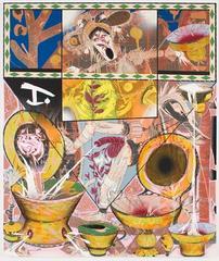 Untitled #3, Lari Pittman
