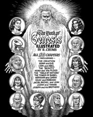 The Book of Genesis Illustrated by R. Crumb, R. Crumb