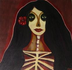 A Beautiful Life, Anna Alvarado