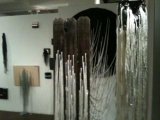 Constellation Island (revisited) , Ghost, installation view, Leora Lutz