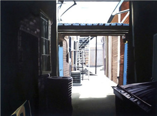 The Alleyway,Courtland Blade
