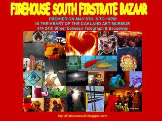Bazaar, FIREHOUSE ART COLLECTIVE