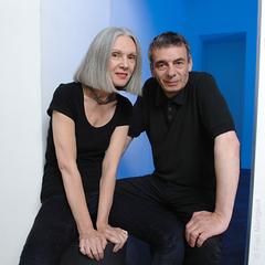 Martine et Thibault de la Châtre.  ,