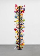 Parapillar 7 (Multicolour) , David Batchelor