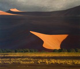 Dune Sky, April Gornik