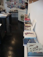 Store and gallery open Mon.to Sat. 11am-6pm , Clam Lynch