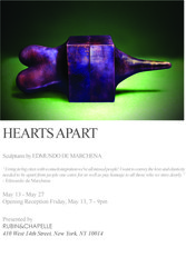 Hearts Apart, Edmundo de Marchena
