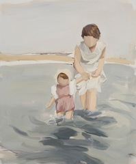 Mother and Child, Gideon Rubin
