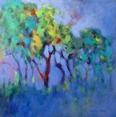 Blue Mist, Kathy Ikerd