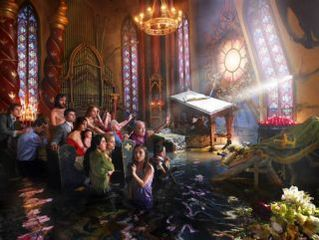 Cathedral, David LaChapelle