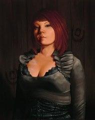 Ghost Wrangler, Rachel Bess