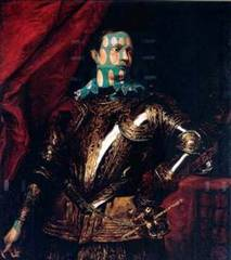 Untitled (After van Dyck), Osvaldo Romberg