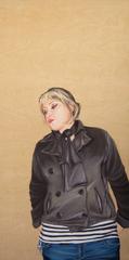 Angie Goes Blonde, Shizu Saldamando