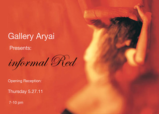 informal Red, Sia Aryai
