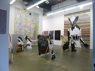 Multiverse, installation view, Matt Jones