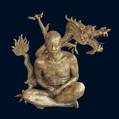 Meditation,Zhang Dali