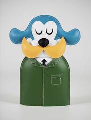 Blue Dog , Paul Frank