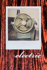 Electric showcard, nikki hollander