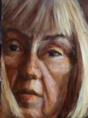 Self Portrait, Naomi Parker