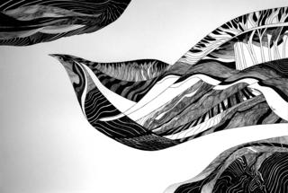 Metaphor. Migration., Celina Grigore