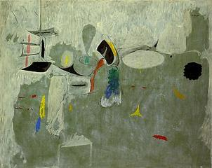 The Limit, Arshile Gorky