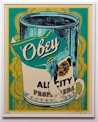 Soup Can ,Shepard Fairey