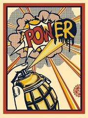 POW(ER) , Shepard Fairey