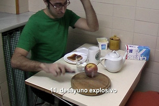 Acciones en Casa 11: Explosive breakfast,Bestu Vives