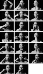 Skin, Zhang Huan