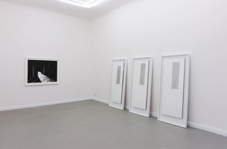Installation view, 401contemporary Berlin, Stuart Bailes