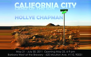 California City - Land of the Sun, Hollye Chapman