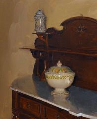 Interior with Tureen,Kenny Harris