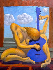 The Blue Guitar, Jim MacRoberts