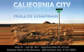 California City - Land of the Sun, Hollye Chapman
