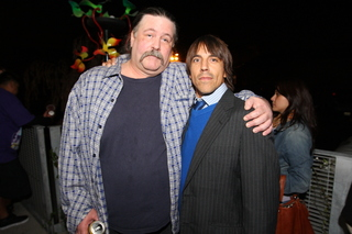 , John Pochna and Anthony Kiedis