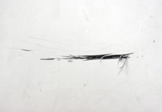 cut painting #24 (detail), Jacin Giordano