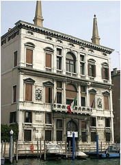 Palazzo Papadopoli, Venice,